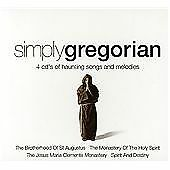 Various Artists - Simply Gregorian (2006)
