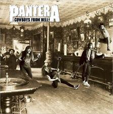 PANTERA - COWBOYS FROM HELL - (LP Vinyl) SEALED