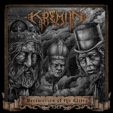 KREMLIN - Decimation Of The Elites - CD - DEATH METAL