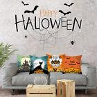 4PCs/Set Halloween Pillow Case Cover Sofa Pillowcase Cushion Cover Home Decor