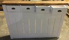 BESPOKE MADE TO MEASURE - RAD COVERS / RADIATOR COVERS / SOLID CHUNKY