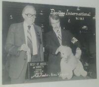 Poodle International Magazine Champion Cover +Articles  Vol. 1 #3