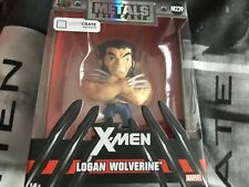 Loot crate exclusive Marvel X-Men Wolverine Logan Die Cast figure new