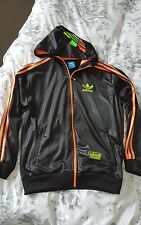 MENS ADIDAS ORIGINALS CHILE 62 HOODY TRACKSUIT TOP JACKET RETRO SIZE LARGE