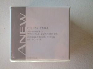 AVON Anew Clinical Advanced Wrinkle Corrector **Brand New ** Free Postage **