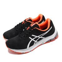 Asics Gel-Pulse 11 Black White Orange Men Running Shoes Sneakers 1011A550-003
