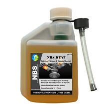 Diesel Fuel Additive Treatment NBS KUAT 250ML Power Booster