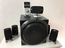 Logitech Z-5500 5.1 Lautsprecher-System / Dolby Digital / DTS