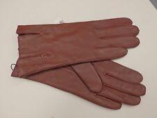 guanti donna in pelle samsonite