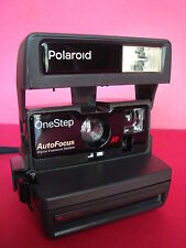 Working POLAROID One Step Auto Focus DIGITAL EXPOSURE SYSTEM CAMERA