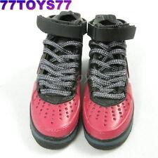 Sneaker 1/6 Sport Shoes SK15-3_ Red & Black  SMX19C
