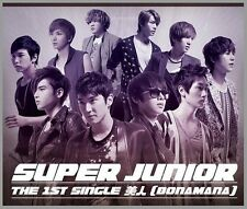 Super Junior - BONAMANA (CD+DVD 1st Press Limited Ediiton) [Japan Version]