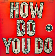 ++TEK AND JOHN how do you do/writes SP 1972 PINK ELEPHANT VG++