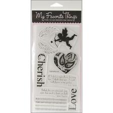 My Favorite Things Inspired by Clear Stamps-love 815765011686