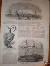 Raising the Earl Grey Whittaker Channel Essex HMS Fly