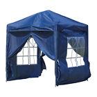 2X2m 3X3m Pop-up Gazebo Marquee Canopy Outdoor Garden Party Wedding Tent