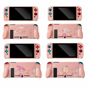 Cute Cartoon Cinnamoroll Melody Nintendo Switch Case soft Shell Protective cover