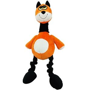 R2P Pet Assorted Ziggler Giggler Dog Toy.