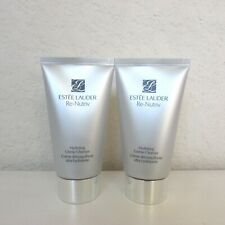 2 X Estee Lauder Re-Nutriv Hydrating Creme Cleanser 2.5 oz / 75 ml Each