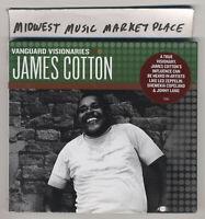 James Cotton - Vanguard Visionaries CD - Brand New MINT & Sealed w/ Hype Sticker