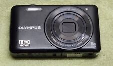 "OLYMPUS 14MP 5X 3.0"" LCD  HD MOVIE DIGITAL CAMERA (BLACK)"