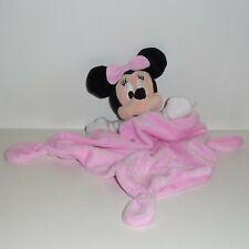 Doudou Souris Disney - Minnie - Dessin cubes