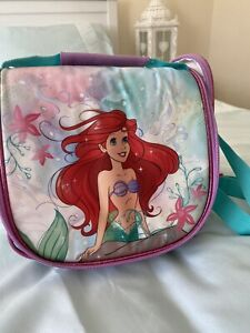 Disney Store Little Mermaid Lunch Bag