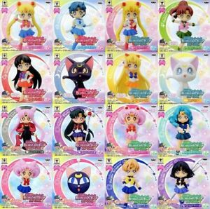 NEW Rare Sailor Moon 20th Atsumete Figure for Girls 16 Types Official Japan