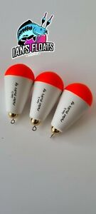3 x 4g Quality Handmade Pellet Bulbs Wagglers