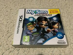 MY SIMS AGENTS - NINTENDO DS