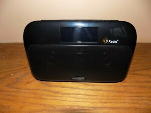 Insignia NS-HDRAD2 Tabletop FM/HD  Radio Black