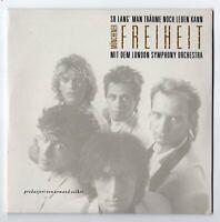 Münchener Freiheit SEALED CD-SINGLE 3-Inch SO LANG' MAN TRÄUME NOCH LEBEN KANN