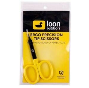 Loon Ergo Precision Tip Scissors - FREE SHIPPING