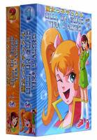 9 Dvd x 2 Box LILLI UN GUAIO TIRA L'ALTRO di Go Nagai serie completa nuovo 1978