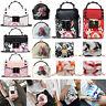 Women PU Leather Shoulder Bag Ladies Mini Chain Bag Tote Purse Handbag Messenger