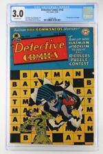 Detective Comics #142 - CGC 3.0 GD/VG - DC 1948 -Batman- 2nd App Riddler!