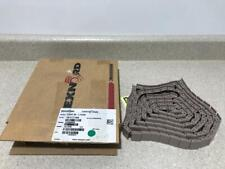 Rexnord Table Top Chain 10ft Lf843 Ss 1375in New