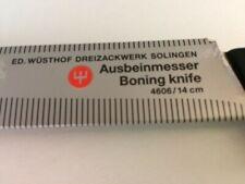 """Wusthof #4606/14cm (5"""") boning knife -Germany"""