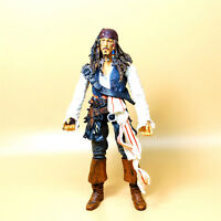 "Disney Pirates of the Caribbean Jack Sparrow  ation figure 6"" m1"