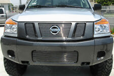 Grille-S GRILLCRAFT NIS1553-BAO fits 2008 Nissan Titan
