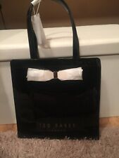 Ted Baker Large Black Shopper Tote bag BNWT Bag