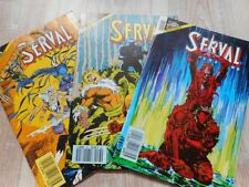 Marvel serval lug semic fantastiques wolfverine hulk mensuel comics xmen heros
