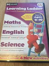 Learning Ladder Year 5 (PC CD ROM) Complete Learning System DK