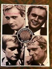 David Mccallum Man From U.n.c.l.e Signed Autograph And Headshot Photo Set