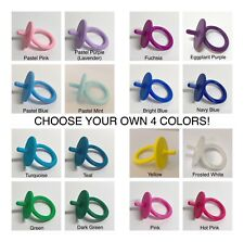 Pacifier Replacements for Vintage Cabbage Patch Kids Cpk - You Choose 4 Colors