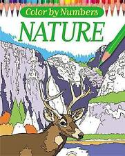 Color by Numbers - Nature by Duncan Smith (Paperback / softback, 2016)