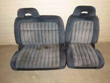 88-94 Chevy Truck Split Bench Bucket Seat Silverado Sierra K1500 Suburban 60/40