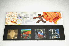 GB Mint Stamps Presentation Pack 298 1999 Workers' Tale