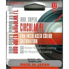 77mm Marumi super DHG CPL