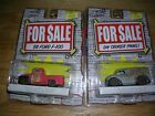 Jada For Sale Lot of 2- 1/64Th -Div Cruiser (Panel) Grey +56 Ford F-100  MOMC